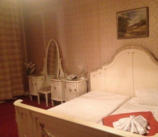 Augusta Hotel: Unser Zimmer