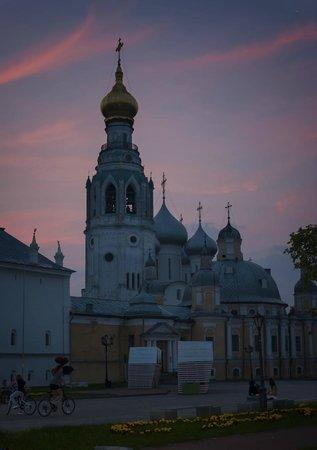 Vologda Kremlin: Вологда. Кремль