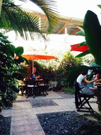 Cafe Atitlan patio