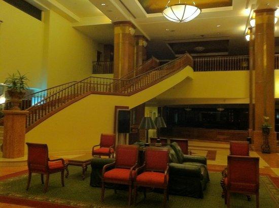 Barcelo Guatemala City: Hotel Lobby