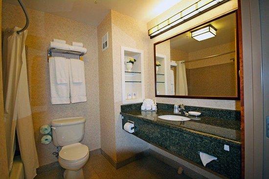 Holiday Inn Express Turlock: Bathroom Amenities