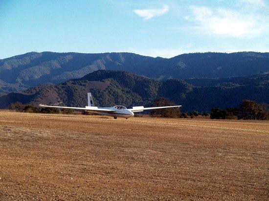 Santa Barbara Soaring: Arrival