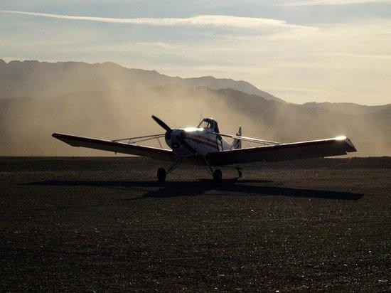 Santa Barbara Soaring: Tow Plane