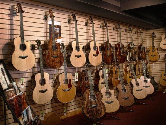 Northern Lights Music : Taylor Guitars