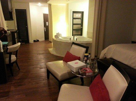 Sterling Inn & Spa : room/suite