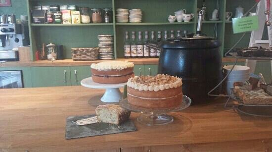 The Green Room: Home made cakes