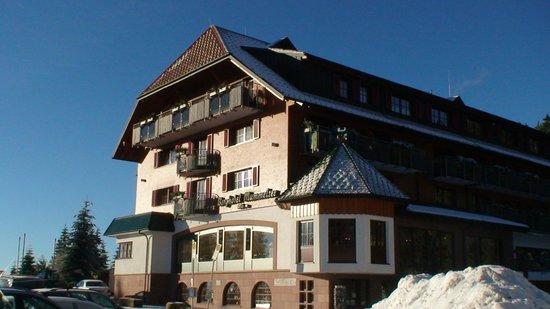 Berghotel Mummelsee: Het hotel