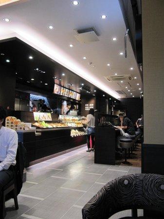 Nishitetsu Inn Shinjuku : San Marco Cafe ground floor