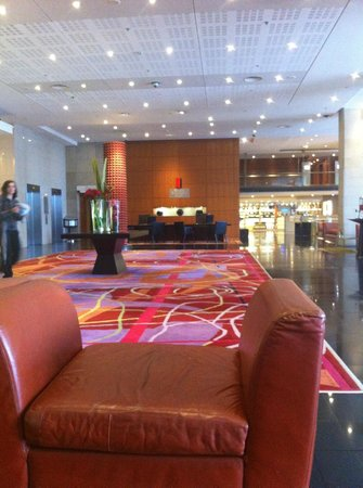 The Westin Cape Town: Hotel lobby