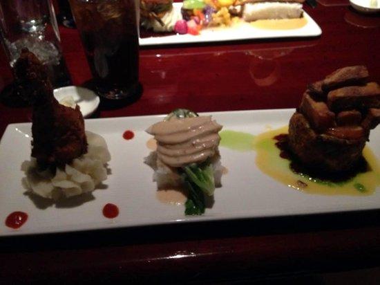 Wild Mango Restaurant and Bar: Chicken Trip
