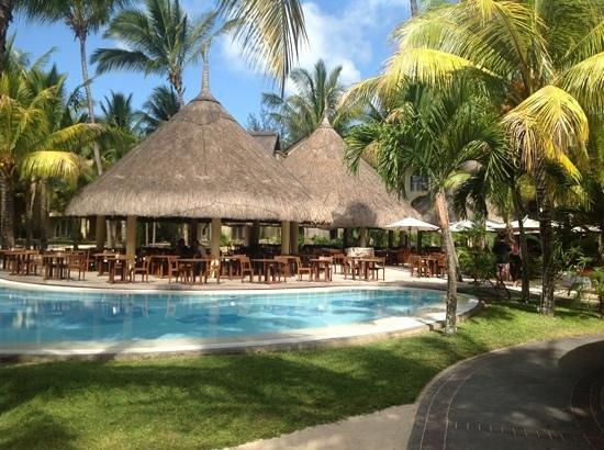 Beachcomber Le Canonnier Hotel: Le restaurant