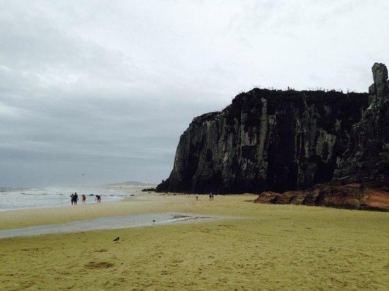 Praia Guarita: Guarita