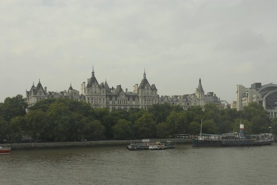 The Royal Horseguards: View from the London Eye