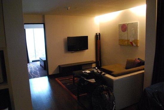 Radisson Suites Bangkok Sukhumvit : Suite