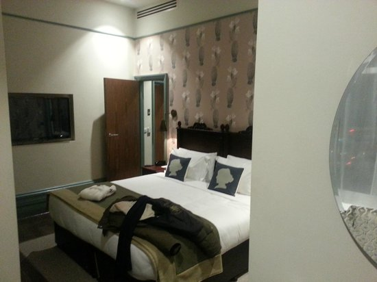 Morton Hotel: appartamento - camera da letto
