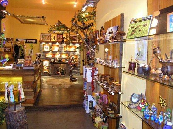 Bilu Guidai: excelentes artesanias