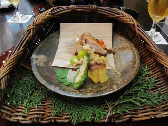 The Prince Hakone Lake Ashinoko: Main course Japanese restaurant