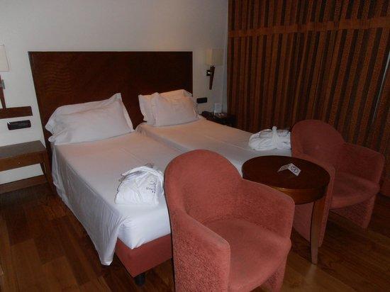 Canada Hotel: Camas