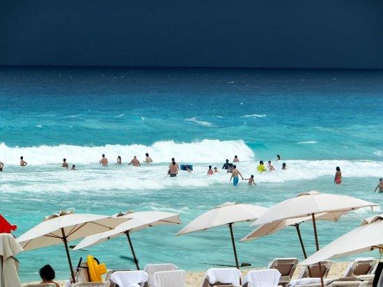 Beach Palace: Ocean view