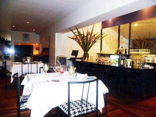 La Provincia: il bar  del ristorante