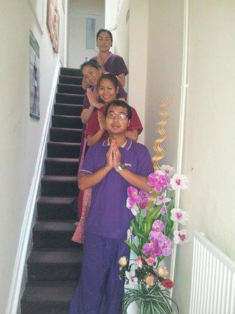 massage lancashire thai