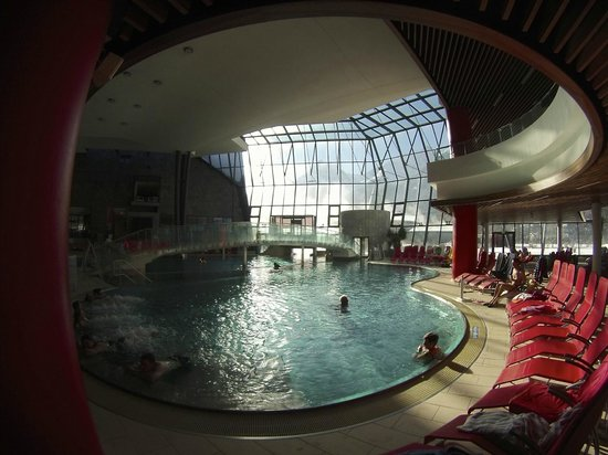 AQUA DOME Hotel: Therme