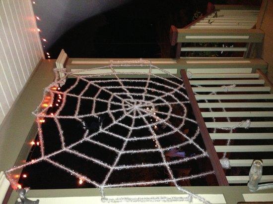 Regina del Palazzo: Halloween front porch