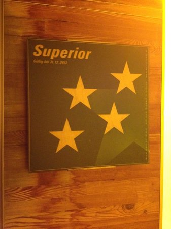 AQUA DOME Hotel : 4 Sterne Superior