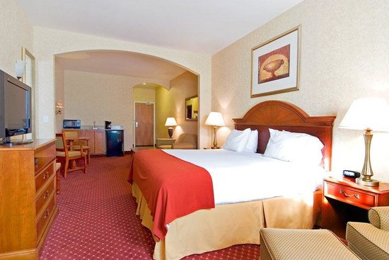 Holiday Inn Express and Suites: Junior Suite