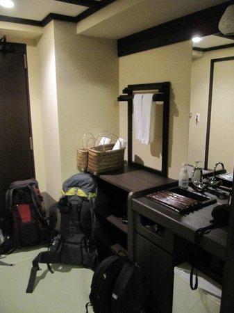 Takayama Ouan : Room interior