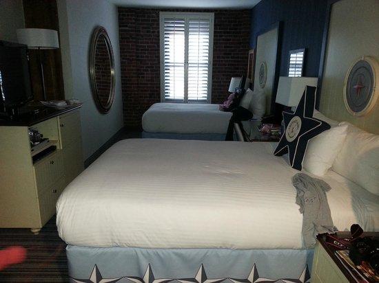 Argonaut Hotel, A Noble House Hotel: La nostra camera