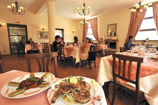 Casale Borgia Restaurant