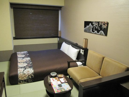 Takayama Ouan : Japanese style bed