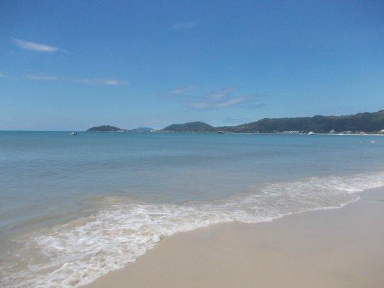 Hotel Residencial Sol e Mar : Praia de Canasvieiras