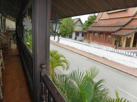 Villa Senesouk: Balcony