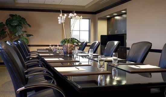 The Atlantic Hotel & Spa : Meeting Room