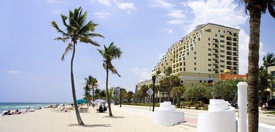 The Atlantic Hotel & Spa : Beach