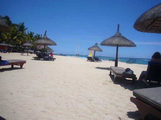 Le Meridien Ile Maurice: Plage