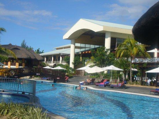 Le Meridien Ile Maurice: piscine