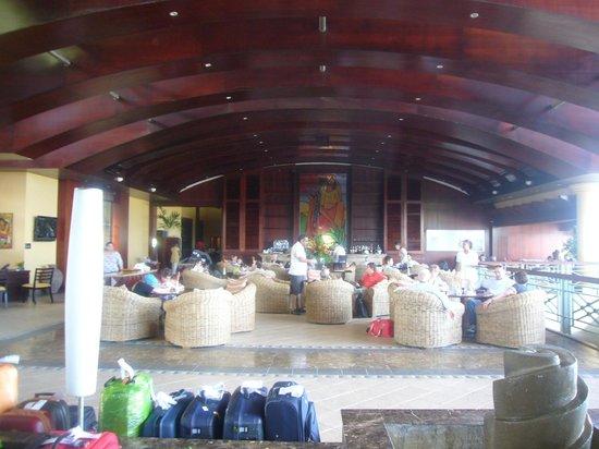 Le Meridien Ile Maurice: Hall d'entree