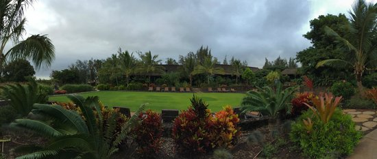 Lumeria Maui Retreat: View from my room