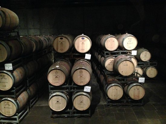 Andeluna Cellars: Barrels