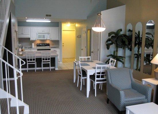 Plantation Resort : Main Living Area