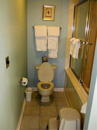 Plantation Resort: Downstairs (2nd) Bedroom's Bathroom