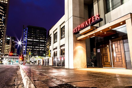 Redwater Rustic Grille - Bow Valley Square : Redwater from 6th Avenue SW