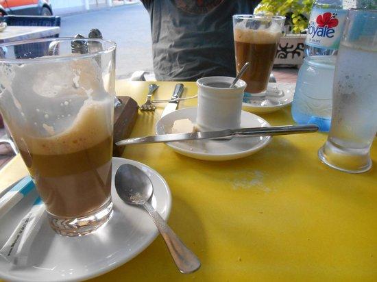 Aloe Cafe : Mocha's