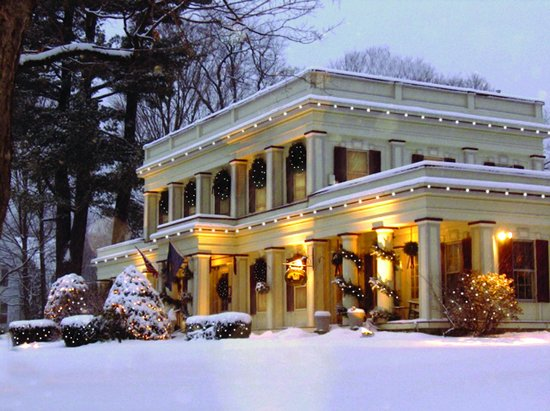 Arlington Inn: Wonderful Winter