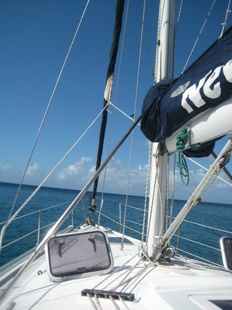 Nevis Yacht Private Charters: Aboard the Feisty