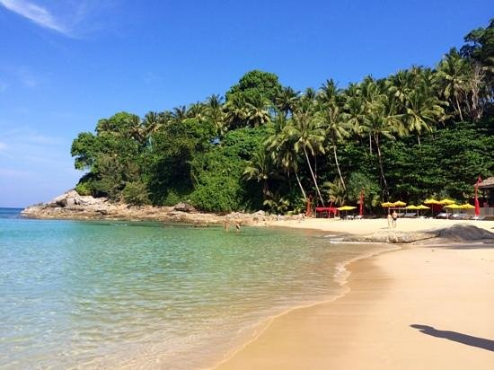 The Chava Resort: surin beach at its best