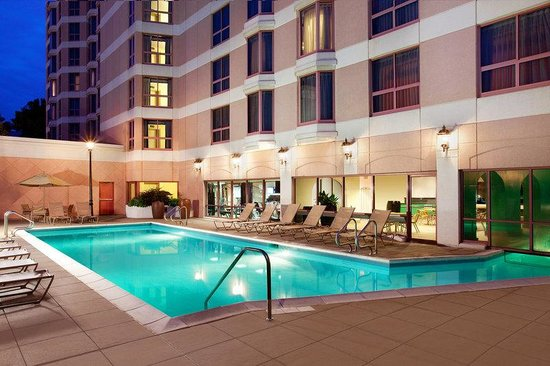 Sheraton Suites Country Club Plaza: Pool